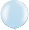 "30"" Round Pearl Light Blue (2 count) Qualatex"
