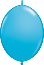 "12"" Quick Links - Robin's Egg Blue (50 ct)"