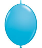 "6"" Qualatex Quick Links - Robin's Egg Blue (50 ct)"