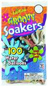 Funsational Groovy Soakers (100ct)