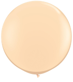 3' Round Blush (2 count) Qualatex