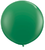 3' Round Green (2 count) Qualatex  (SKU: 41997)