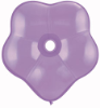 "6"" Geo Blossom-Spring Lilac   (50 ct) Qualatex (SKU: 37665)"