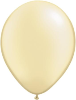 "11"" Round Pearl Ivory (100 count) Qualatex (SKU: 43775)"