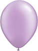 "11"" Round Pearl Lavender (100 count) Qualatex"