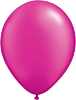 "11"" Round Pearl Magenta (100 count) Qualatex (SKU: 99350)"
