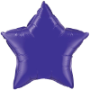 "20"" Quartz Purple Star Qualatex (5ct) (SKU: 12645)"