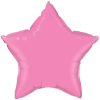 "20"" Rose Star Qualatex (5 ct) (SKU: 12620)"