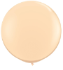 3' Round Blush (2 count) Qualatex  (SKU: 82987)