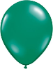 "11"" Round Emerald Green (100 count) Qualatex (SKU: 43744)"