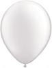 "16"" Round Pearl White (50 count) Qualatex (SKU: 43895)"
