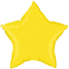 "20"" Yellow Star Qualatex (5ct) (SKU: 12627)"